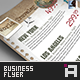 Retro Business Flyer - Vol.1 - GraphicRiver Item for Sale