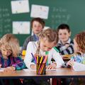 Young children in kindergarten class - PhotoDune Item for Sale