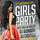 Girls Party Flyer Template - GraphicRiver Item for Sale