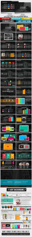 GraphicRiver Appzlicious Smart Apps Presentation 8887658