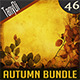 Autumn is Here | Bundle - GraphicRiver Item for Sale