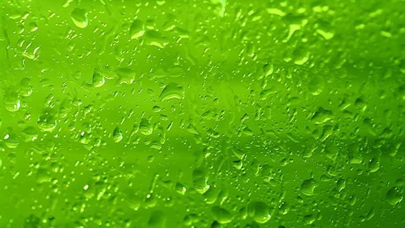 Water Drops Falling 112