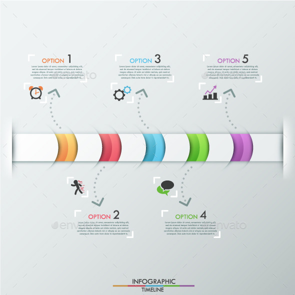GraphicRiver Modern Infographic Timeline 8896291
