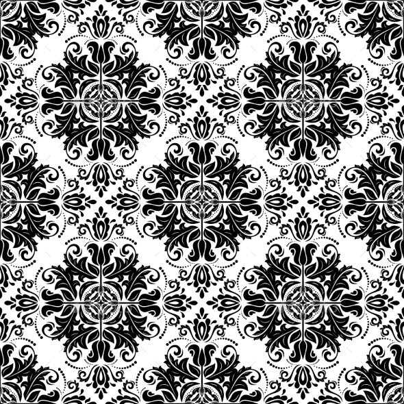 GraphicRiver Orient Seamless Vector Pattern 8896377