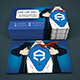 Hero Business Card - GraphicRiver Item for Sale