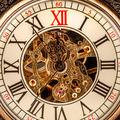 Close up on vintage clock - PhotoDune Item for Sale
