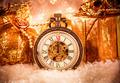 Christmas pocket watch - PhotoDune Item for Sale