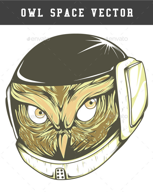 GraphicRiver Owl Space 8893217