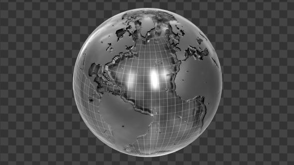 Digital Globe 01