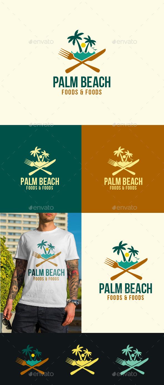 GraphicRiver Palm Beach 8897532