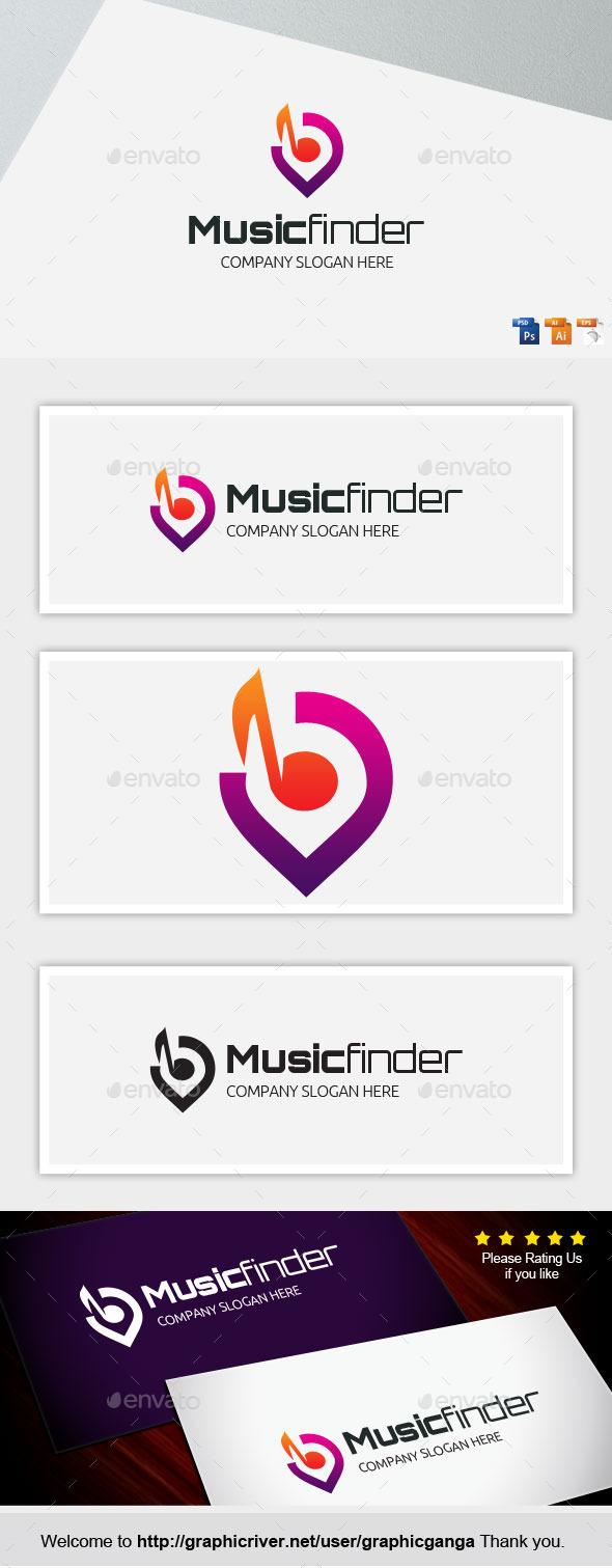 GraphicRiver MusicFinder 8897708