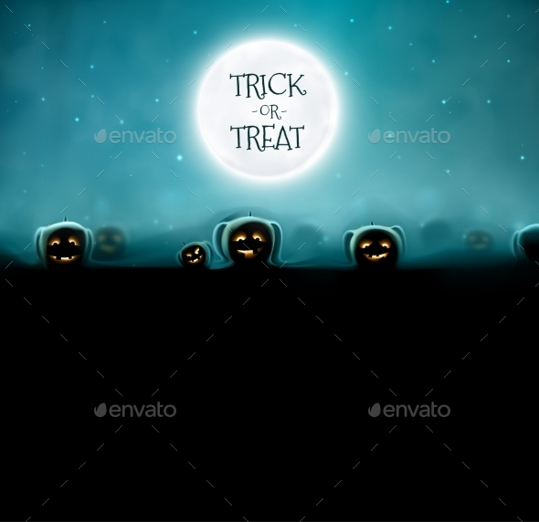 GraphicRiver Trick or Treat 8897984