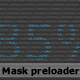 Masked percentage preloader - ActiveDen Item for Sale