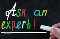 ask an expert concept - PhotoDune Item for Sale