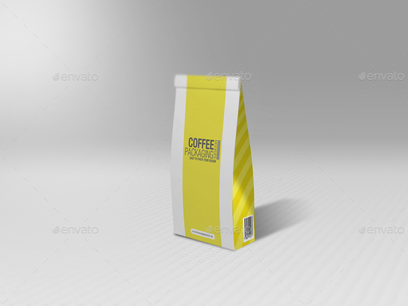 Coffee Packaging Mockups Vol2 by Wutip | GraphicRiver