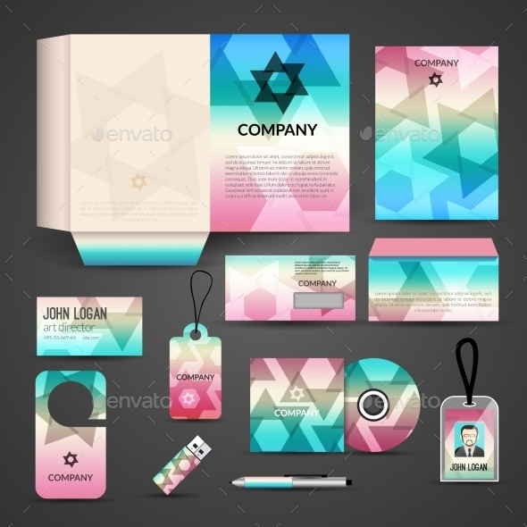 GraphicRiver Corporate Identity Design 8898726