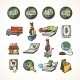 Internet Shopping Icons - GraphicRiver Item for Sale