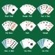 Poker Hands Set - GraphicRiver Item for Sale