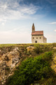 Old Roman Catholic Church of St. Michael the Archangel in Drazovce, Slovakia - PhotoDune Item for Sale