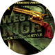 Western Night Party Flyer - GraphicRiver Item for Sale