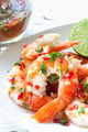 Shrimp with Chili and Lime - PhotoDune Item for Sale