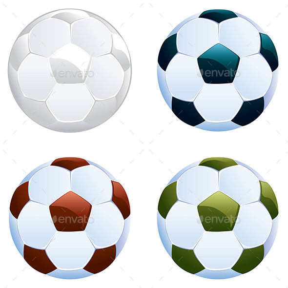 GraphicRiver Soccer Ball Icon 8902352