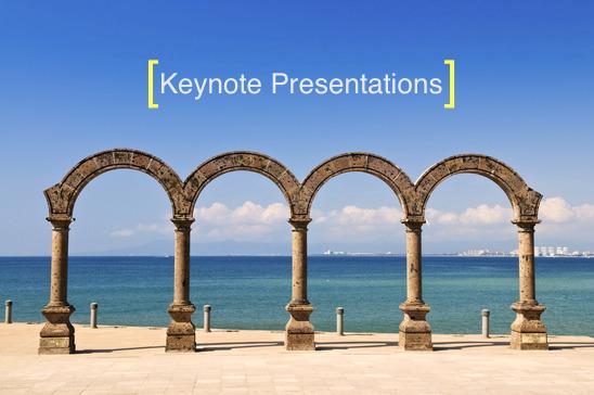 Основные Шаблоны Apple Keynote