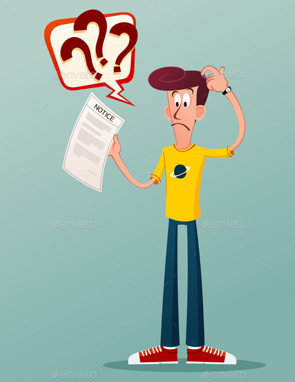 GraphicRiver Notification Letter 8905062