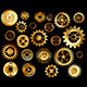 Set of Gears - GraphicRiver Item for Sale