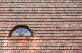 Old red roof and window - PhotoDune Item for Sale