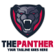 The Panther Logo Template - GraphicRiver Item for Sale