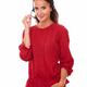 Fashionable adult secretary speaking on microphone - PhotoDune Item for Sale