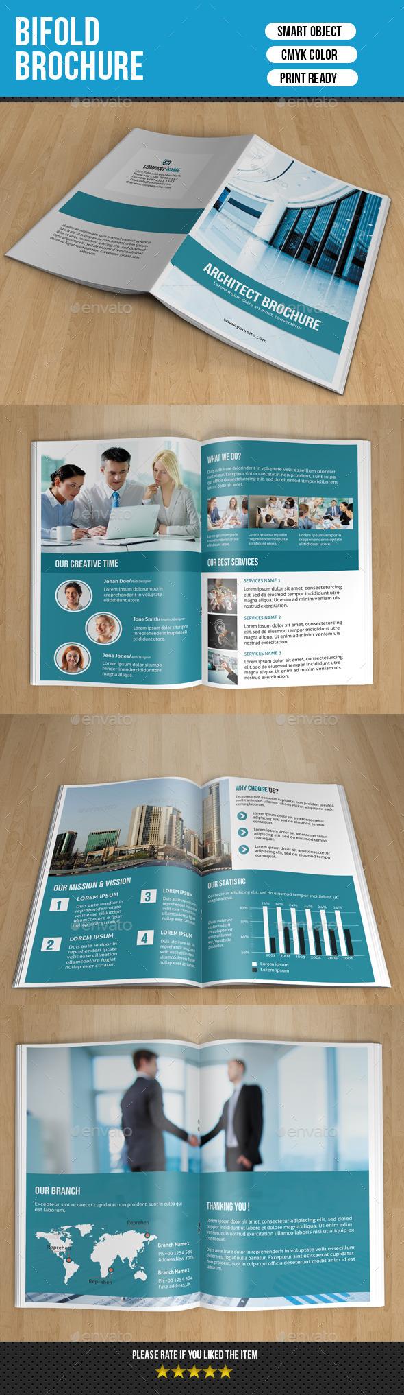 Bifold Business Brochure-V137