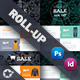 Shopping Roll-Up Templates - GraphicRiver Item for Sale