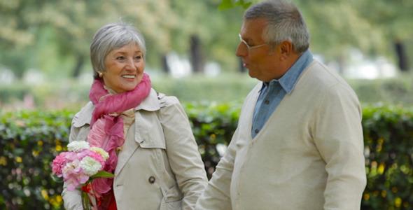 Aged Flirt