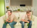 two men having an argument - PhotoDune Item for Sale