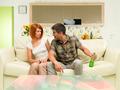 couple having an argument - PhotoDune Item for Sale