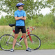 male cyclist with race bike - PhotoDune Item for Sale