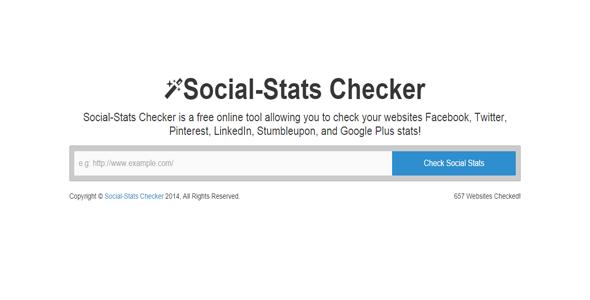 CodeCanyon Social-Stats Checker 8907527