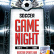 4 in 1 Sports Game Flyer - GraphicRiver Item for Sale