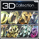 3D Collection Text Effects GO.4 - GraphicRiver Item for Sale