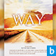 The Way Church Flyer - GraphicRiver Item for Sale
