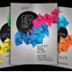 Geometrik Flyer - GraphicRiver Item for Sale