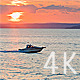 Sunset Boat - VideoHive Item for Sale