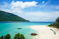 Top View of Lipe Island in Thailand - PhotoDune Item for Sale