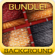 Brick Backgrounds Bundle - GraphicRiver Item for Sale