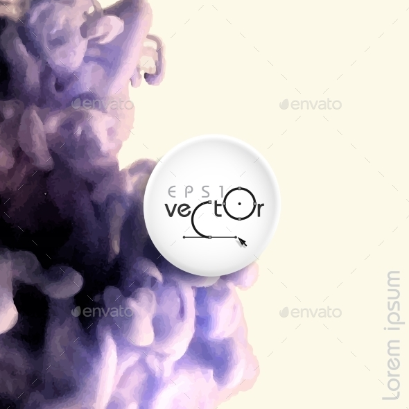GraphicRiver Cloud of Ink In Water 8911379