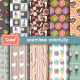 Cute Seamless Patterns - GraphicRiver Item for Sale