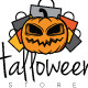 Halloween Store Logo - GraphicRiver Item for Sale