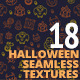 18 Seamless Halloween Textures - GraphicRiver Item for Sale